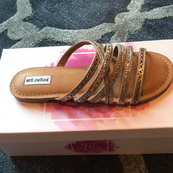 d9e0871f51363c Not Rated b me strappy sandal